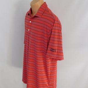FootJoy short sleeve polo shirt.  L